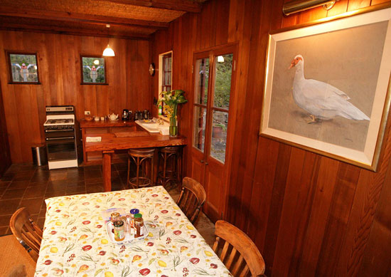 Hermitage Cottage Dining